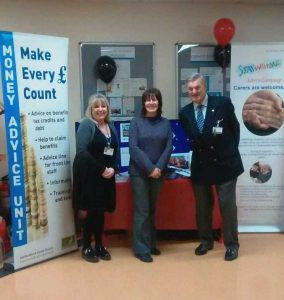 Carers Rights Day at Lister Hospital