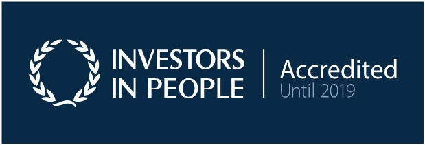 Investors In People to 2019